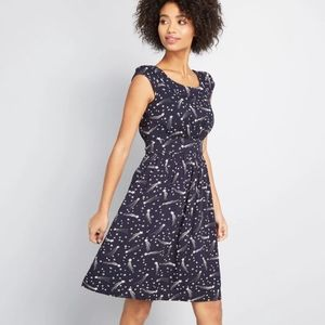 ❤ SALE ❤ Modcloth Day After Day A-Line Dress